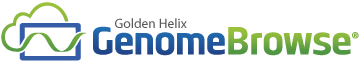 Golden Helix GenomeBrowse logo